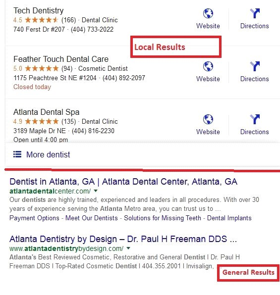 Local SEO Basics